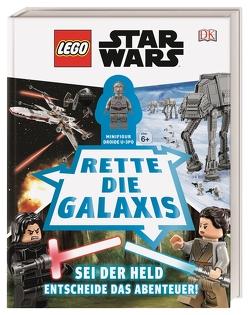 LEGO® Star Wars™ Rette die Galaxis von Hugo,  Simon
