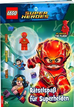 LEGO®DC COMICS SUPER HEROES – Rätselspaß für Superhelden