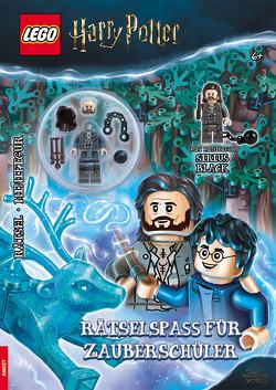 LEGO®Harry Potter- Rätselspaß für Zauberschüler