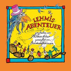 Lehmis Abenteuer von Ecker,  Thomas, Kastulus-Bader-Stiftung, Kühlewein,  Bernhard