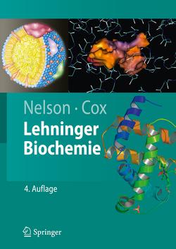 Lehninger Biochemie von Cox,  Michael, Häcker,  Bärbel, Held,  Andreas, Heldmaier,  Gerhard, Maxam,  Gudrun, Nelson,  David, Schön,  Claudia, Zellerhoff,  Nina