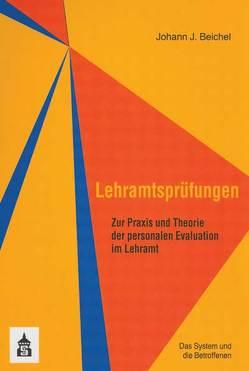 Lehramtsprüfungen von Beichel,  Johann J.