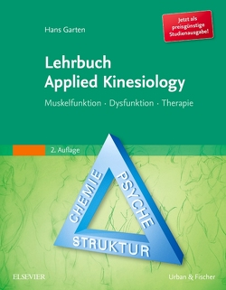 Lehrbuch Applied Kinesiology StA von Garten,  Hans