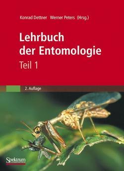Lehrbuch der Entomologie von Dettner,  K., Peters,  Werner