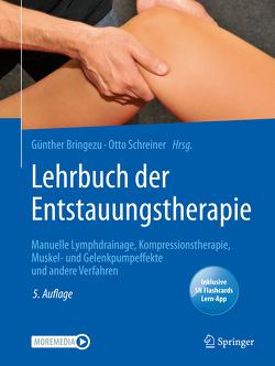 Lehrbuch der Entstauungstherapie von Bringezu,  Günther, Schreiner,  Otto, Siems,  Werner