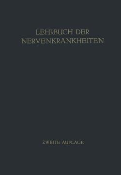 Lehrbuch der Nervenkrankheiten von Curschmann,  Hans, Kramer,  Franz