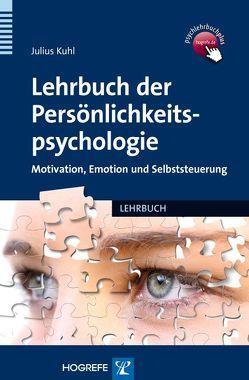 Lehrbuch der Persönlichkeitspsychologie von Kuhl,  Julius