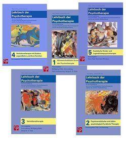 Lehrbuch der Psychotherapie. Gesamtwerk alle 5 Bände von Hiller,  Wolfgang, Hopf,  Hans, Leibing,  Eric, Leichsenring,  Falk, Mattejat,  Fritz, Sulz,  Serge K, Windaus,  Eberhard