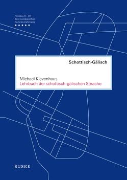 Lehrbuch der schottisch-gälischen Sprache von Klevenhaus,  Michael