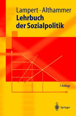 Lehrbuch der Sozialpolitik von Althammer,  Jörg W., Lampert,  Heinz