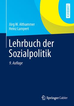 Lehrbuch der Sozialpolitik von Althammer,  Jörg W., Lampert (1930-2007),  Heinz