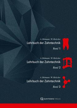 Lehrbuch der Zahntechnik von Hielscher,  Werner, Hohmann,  Arnold