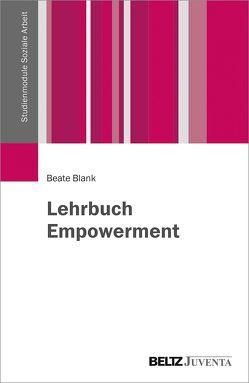 Lehrbuch Empowerment von Blank,  Beate