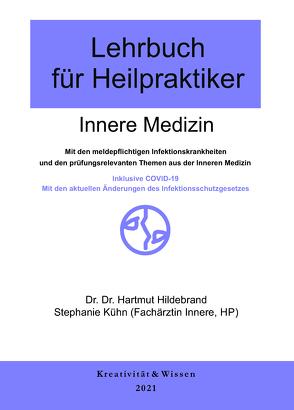 Lehrbuch für Heilpraktiker von Hildebrand,  Hartmut, Kühn,  Stefanie