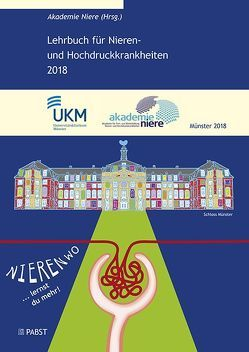 Lehrbuch für Nieren- und Hochdruckkrankheiten 2018 von Akademie Niere