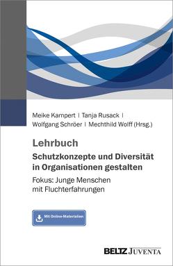 Lehrbuch Schutzkonzepte und Diversität in Organisationen gestalten von Kampert,  Meike, Rusack,  Tanja, Schröer,  Wolfgang, Wolff,  Mechthild