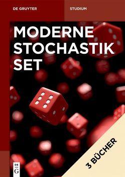 [Lehrbuch-Set Moderne Stochastik] von Schilling,  René L.