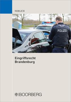 Lehrbuch zum Eingriffsrecht Brandenburg von Nerlich,  Viktor