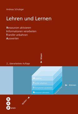Lehren und Lernen von Schubiger,  Andreas