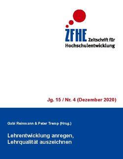 Lehrentwicklung anregen, Lehrqualität auszeichnen von Austria,  Forum Neue Medien in der Lehre, Reinmann,  Gabi, Tremp,  Peter