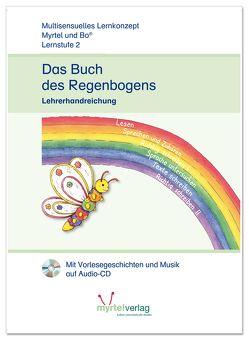 Das Regenbogenheft Lehrerhandreichung von Adler,  Christina, Kramer,  Heike, Rögener,  Annette, Voss,  Suzanne