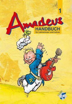 Lehrerband Amadeus 1 Kl. 5/6 HRG NEUAUFLAGE von Lugert,  Wulf Dieter