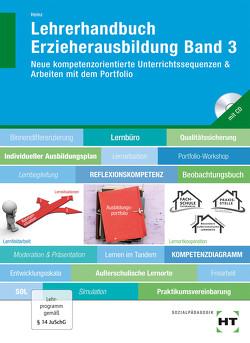 Lehrerhandbuch Erzieherausbildung Band 3 von Heinz,  Hanna