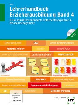 Lehrerhandbuch Erzieherausbildung Band 4 von Heinz,  Hanna