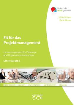 Lehrerhandbuch Fit für das Projektmanagement