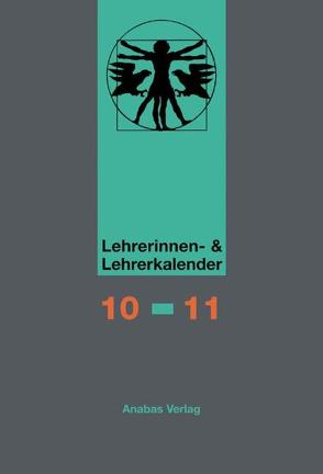 Lehrerinnen- & Lehrerkalender 2010-2011 von Kampf,  Günter, Link-Kämpf,  Vilma