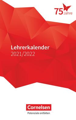 Lehrerkalender – Ausgabe 2021/2022