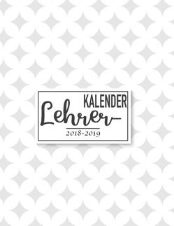 Lehrerkalender & Schulplaner 2018-2019 von Learning,  Keep