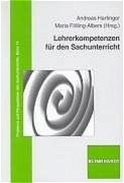 Lehrerkompetenz für den Sachunterricht von Fölling-Albers,  Maria, Hartinger,  Andreas