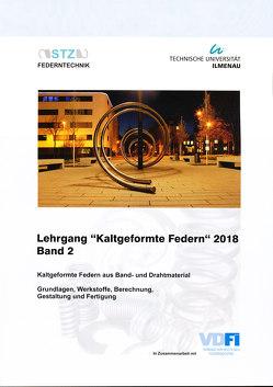 "Lehrgang ""Kaltgeformte Federn"" 2018 Band 2"