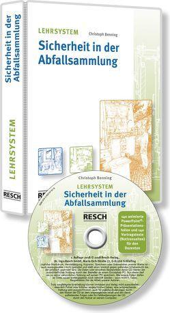 """Lehrsystem """"Sicherheit in der Abfallsammlung"""" von Benning,  Christoph"""