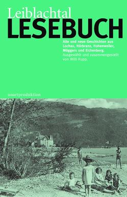 Leiblachtal LESEBUCH von Rupp,  Willi