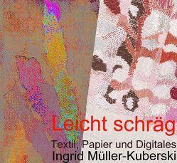 Leicht schräg von Heftrig,  Ruth, Müller-Kuberski,  Ingrid
