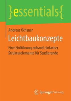 Leichtbaukonzepte von Oechsner,  Andreas