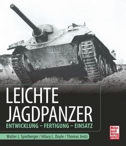Leichte Jagdpanzer von Doyle,  Hilary Louis, Jentz,  Thomas L., Spielberger,  Walter J.