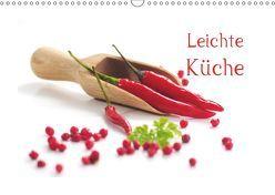 Leichte Küche / AT-Version (Wandkalender 2019 DIN A3 quer) von Riedel,  Tanja