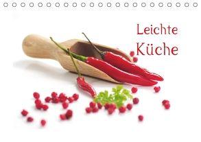 Leichte Küche (Tischkalender 2018 DIN A5 quer) von Riedel,  Tanja