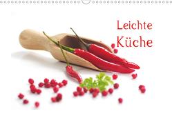 Leichte Küche (Wandkalender 2021 DIN A3 quer) von Riedel,  Tanja
