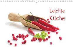 Leichte Küche (Wandkalender 2021 DIN A4 quer) von Riedel,  Tanja
