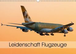 Leidenschaft Flugzeuge (Wandkalender 2019 DIN A3 quer) von Estorf,  Tom