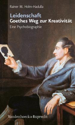 Leidenschaft: Goethes Weg zur Kreativität von Holm-Hadulla,  Rainer M.