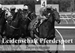Leidenschaft Pferdesport – Impressionen (Wandkalender 2019 DIN A2 quer) von Stanzer,  Elisabeth
