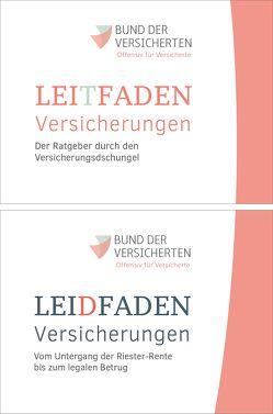 LeiDfaden Versicherungen/LeiTfaden Versicherungen von Versicherten,  Bund der