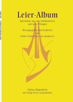 Leier-Album von Schwedeler-van Goudoever,  Esther