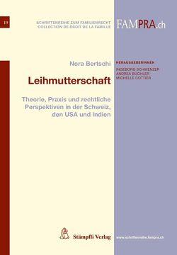 Leihmutterschaft von Bertschi,  Nora