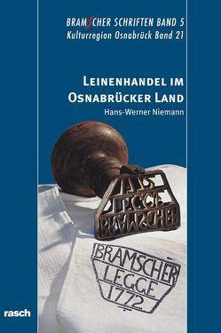Leinenhandel im Osnabrücker Land von Meyer,  Susanne, Niemann,  Hans W